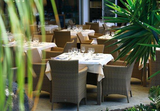 Barcelo Santiago: Restaurant