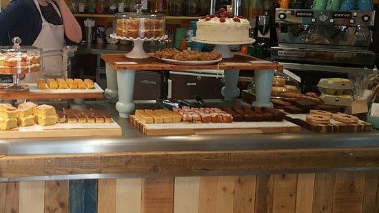 Haddington, UK: The Loft Cafe & Bakery