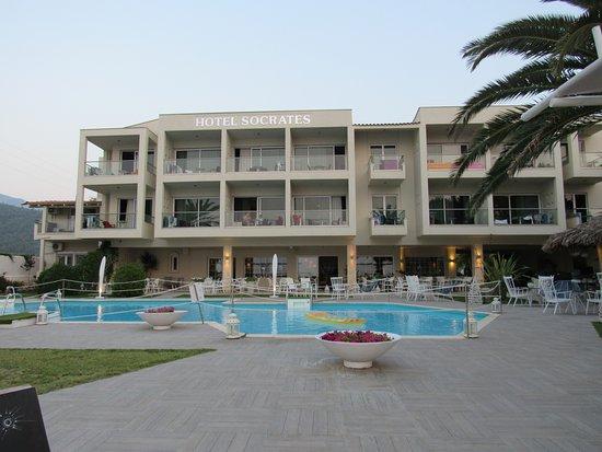 Socrates Plaza Hotel