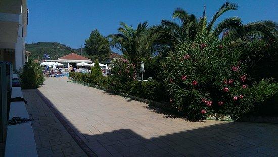 Снимок Plessas Palace Hotel
