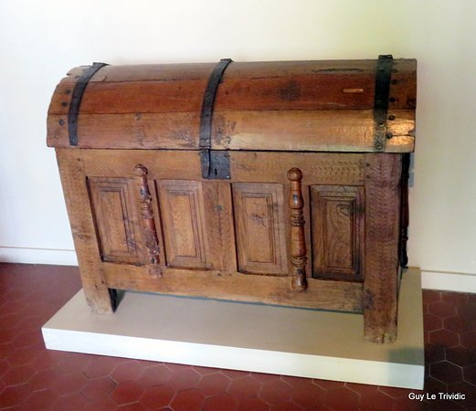 Riom, Frankrig: Splendide coffre