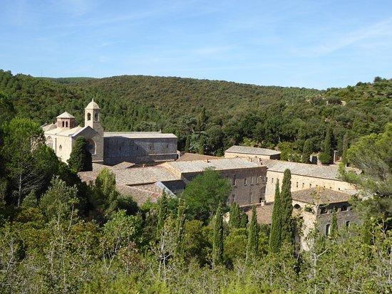 Narbonne, França: Abbaye de Fontfroide