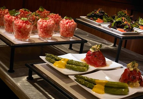 Oak Brook, IL : Mouth-Watering Menu