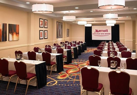 Oak Brook, IL : Elmhurst Meeting Room