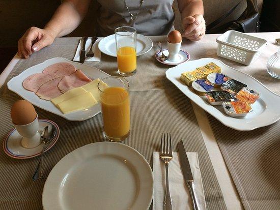 Eschweiler, Alemania: Breakfast
