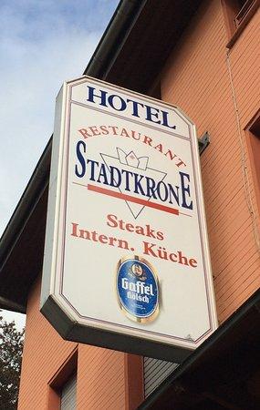 Eschweiler, Alemania: The Sign