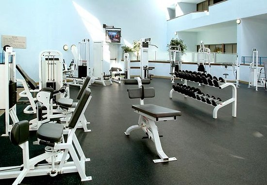 Uniondale, NY: Fitness Center