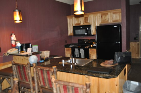 Glacier Canyon Lodge-bild