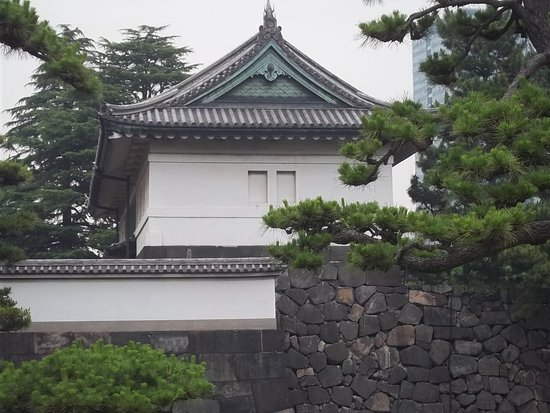 The East Gardens of the Imperial Palace (Edo Castle Ruin): Exterior