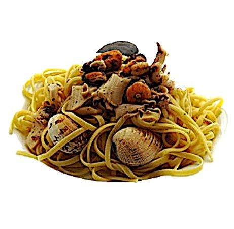 Spaghettis aux fruits de mer picture of joy 39 s cap d 39 agde tripadvisor - Spaghetti aux fruits de mer ...