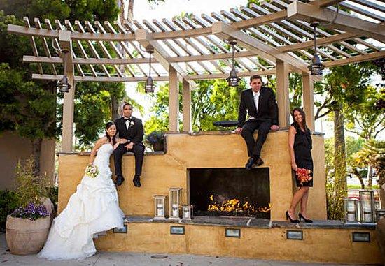 Torrance, Kaliforniya: Serenity Gardens Wedding