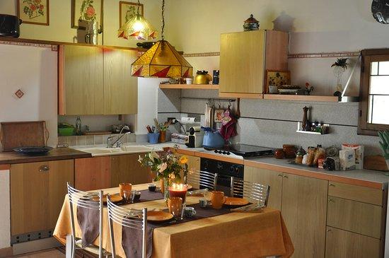 Mercatale, Italy: Kitchen