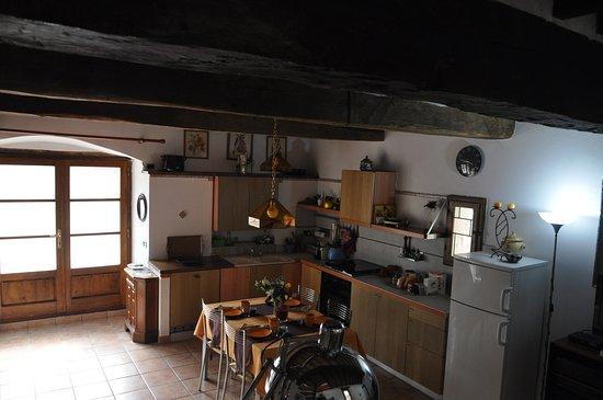 Il Giardino di Romi: kitchen