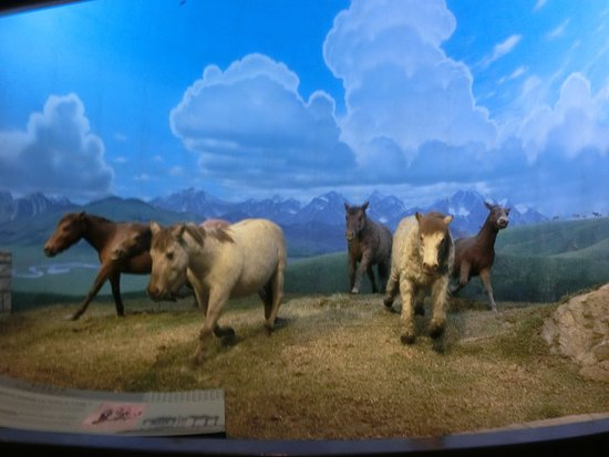 Taipei Zoo: In the life-size, real looking fake animals exhibition