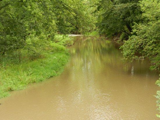 Decorah, Αϊόβα: the river