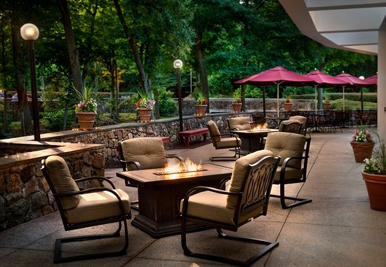 Park Ridge, Nueva Jersey: Outdoor Patio