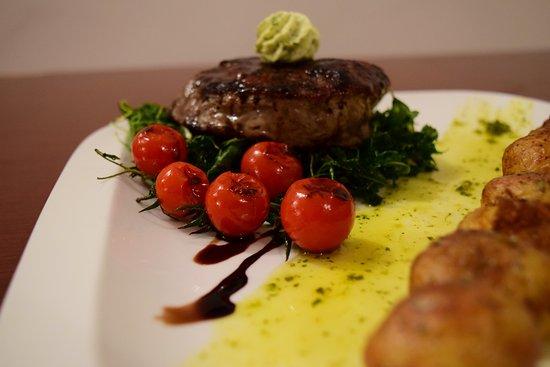Tkon, Croatia: Beefsteak