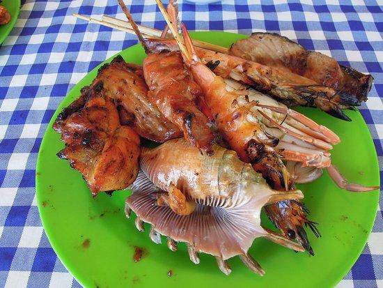 Lapu Lapu, Filipina: 我們的午餐