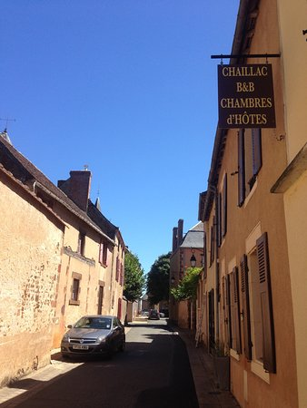 Saint-Benoit-du-Sault, فرنسا: Challac B&B
