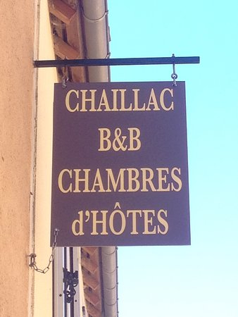 Chaillac Bed & Breakfast