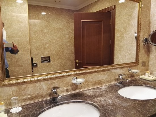 Bagno extra lusso. - Picture of President Hotel Minsk, Minsk ...