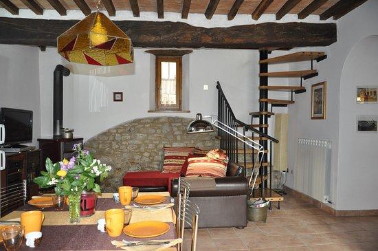 Il Giardino di Romi: Livingroom