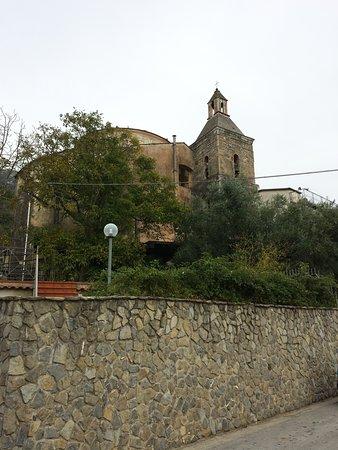 Tramonti, Itália: esterno ristorante