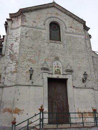 Tramonti, Itália: chiesa storica nelle vicinanze