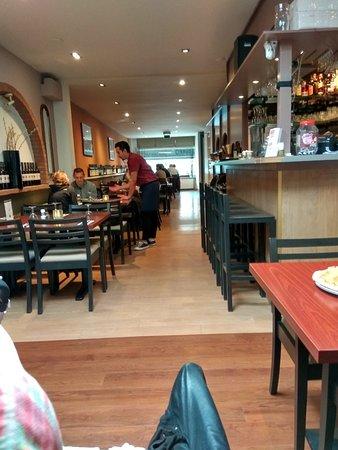 Heemstede, เนเธอร์แลนด์: Ресторан