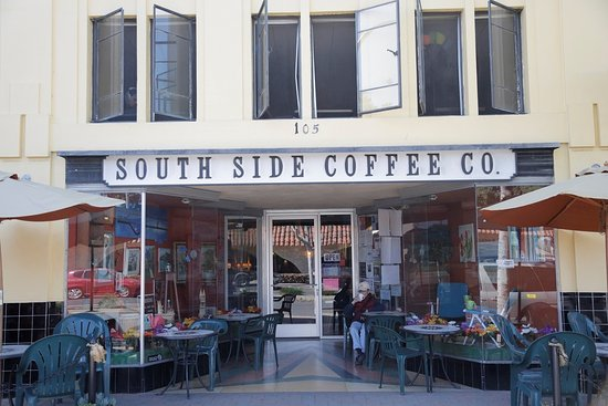 South Side Coffee Co in Old Town Lompoc