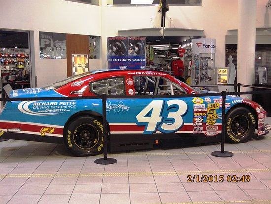 Richard Petty Driving Experience Foto
