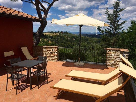 Montespertoli, Italien: Borgo Divino