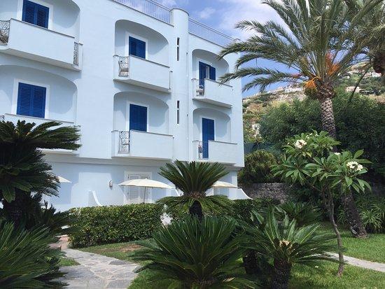 Hotel Parco Smeraldo Terme : Hotel