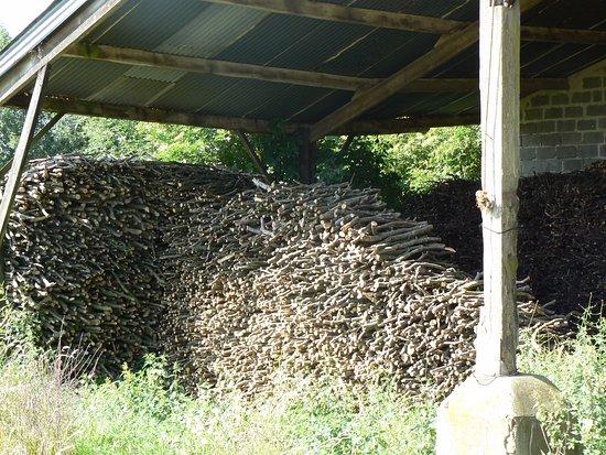 La Ferme de Beaupre: omgeving