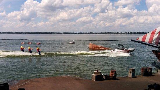 LEGOLAND Florida Resort: Brickbeard water show