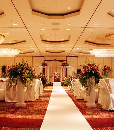 Walnut Creek, Californien: Wedding Aisle