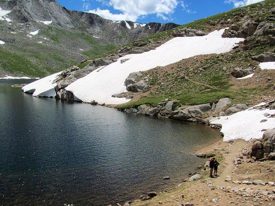 Idaho Springs, Колорадо: Summit Lake