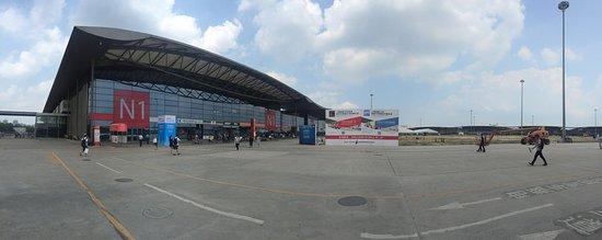 Shanghai New International Expo Centre (SNIEC)