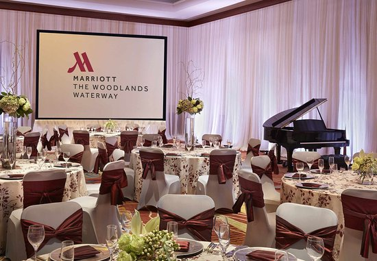 The Woodlands, TX: Montgomery Ballroom