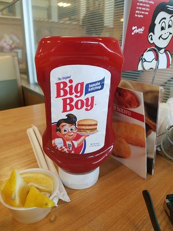 Middletown, Οχάιο: Frischs Big Boy