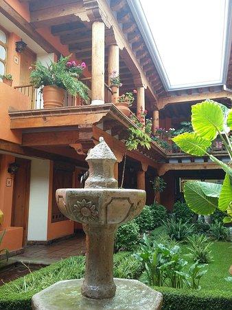 Hotel Pueblo Magico: Interior.
