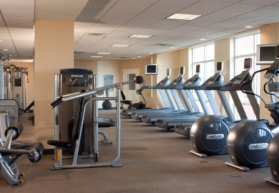 Sugar Land, Teksas: Fitness Center