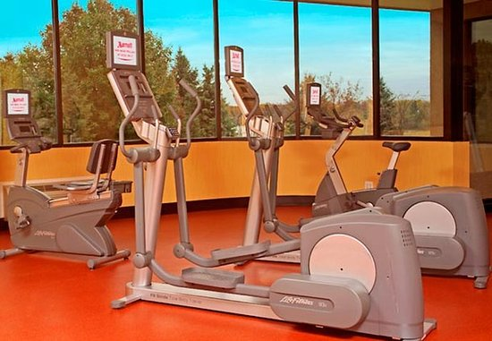 Ypsilanti, MI: Fitness Center