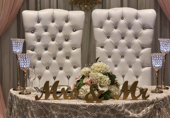 Marina del Rey, แคลิฟอร์เนีย: Wedding Set Up