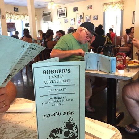 Bobbers Family Restaurant Seaside Heights Restaurant Reviews
