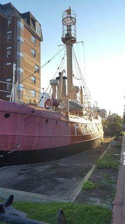 Πόρτσμουθ, Βιρτζίνια: Lightship Portsmouth Museum
