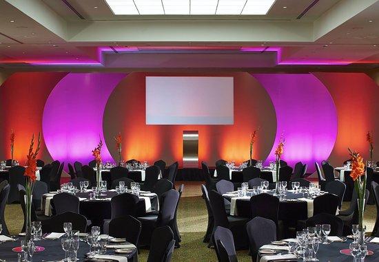 Enderby, UK: Grove Suite - Banquet Setup