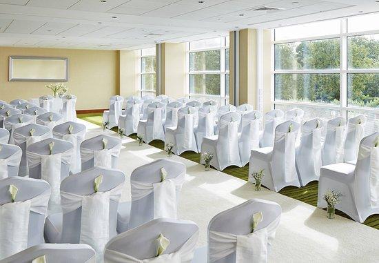 Enderby, UK: Anstey Suite - Wedding Ceremony