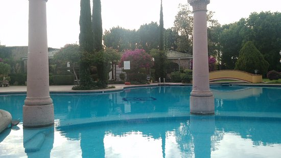 Gran Hotel Hacienda De La Noria Foto