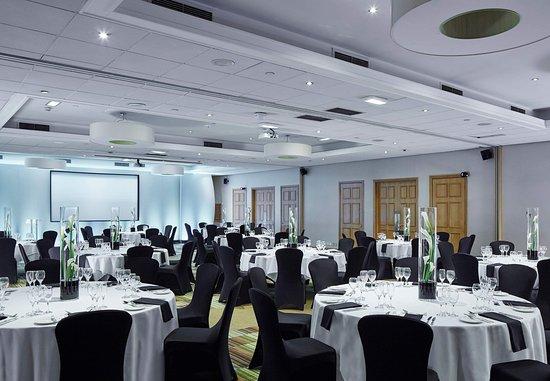 Manchester Marriott Victoria & Albert Hotel: John Logie Baird Suite
